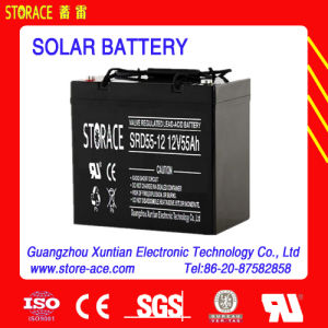 Solar Series Batteries Made in China pictures & photos