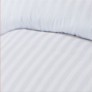Hotel Collection 100% Egyptian Cotton 300tc Stripe Sheet Set (DPF1057) pictures & photos