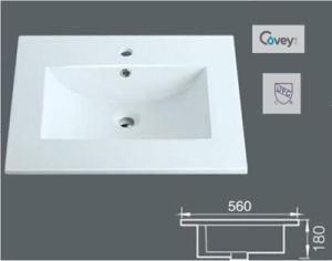 Ceramic Sanitary Ware Hand Wash Basin with Cupc/Ce (A-2522)