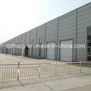 Professional Design High Quality Steel Structure Warehouse Construction pictures & photos