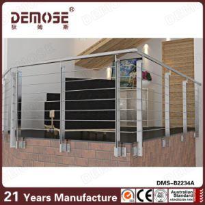 China European Design Balcony Stainless Steel Railing Dms B2234a