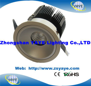 Yaye Best Sell 15W/20W CREE COB LED Downlight /LED Ceiling Lamp with 3 Years Warranty pictures & photos