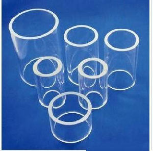Glass/Transparnt/Clear/Fused Silica/Quartz Tube