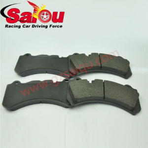 Dedicated Brake Pad for Refitted Car Brembo Gt6 Caliper
