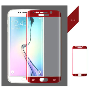 Original Electroplate Curved Clear Tempered Glass Screen Protector for Samsung