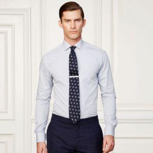 d81dbd8fdc18 China Made to Measure Slim Fit Long Sleeve Men′s Dress Shirt - China ...