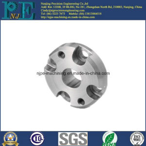 OEM Precision Stainless Steel CNC Machining Flanges