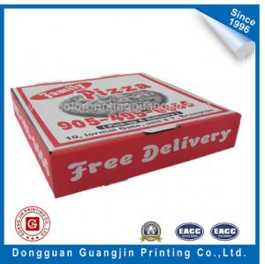 Hot-Sell Corrugated Paper Pizza Packaging Box pictures & photos