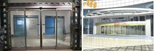 Automatic Sliding Doors with Geze Operator System pictures & photos