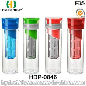 Infuser 600ml Hijau Source · 600ml Custom Fruit Infusion Tritan Water Bottle Plastic .