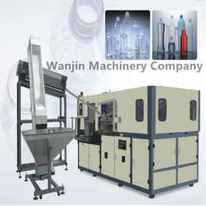 4 Cavity Automatic Pet Bottle Blowing Machine Making 500ml-2000ml Bottle pictures & photos