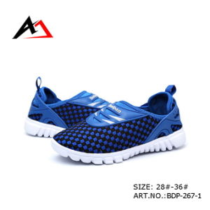 Sports Waslking Shoes Fashion Breathable Footwear for Kids (BDP-267-1) pictures & photos