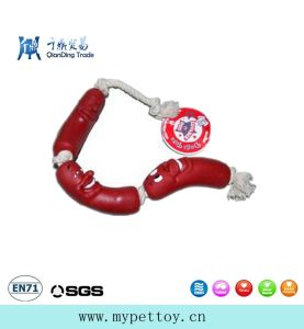 Pets Food Plastictoy (Sausage Shape) pictures & photos