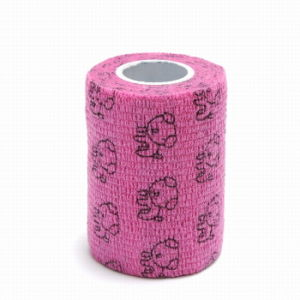Animal Printed Cohesive Coban Flexible Bandage pictures & photos