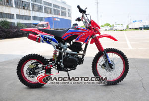 New Gas-Powered 150cc Dirt Bike pictures & photos