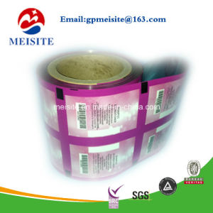 Laminated Packaging Bag /Sachet Sleeve Aluminum Foil Film in Rolls