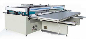 Zxfb-2500/2800 Semi-Automatic Large Area Screen Printer pictures & photos