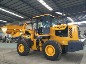 Everun 3 Ton Front End Wheel Loader with Electric Gear Box pictures & photos