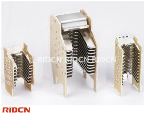 Cdm3 Stamping Component/ Customized Stamping Part for MCCB/ Arc Chute for Molded Case Circuit Breaker/Hot OEM/ODM Arc Chute