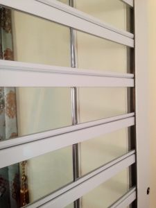 Commercial Polycarbonate Rolling Shutters Door pictures & photos