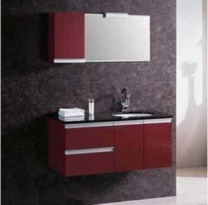 China Bathroom Furniture/Bathroom Sanitary Fittings/ Vanity Cabinet Bathroom pictures & photos
