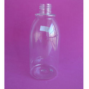 500ml Cleaning Clear Pet Bottle Withour Trigger Sprayer pictures & photos