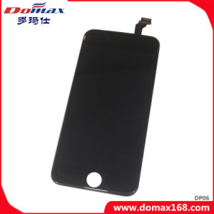 Black Mobile Phone LCD Screen for iPhone6 Phone pictures & photos