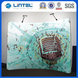 2016 New Design Indoor Curved Stretch Tesion Display (LT-24) pictures & photos
