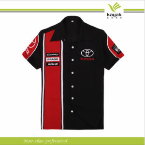 Pit Crew Shirts >> Customized 100 Cotton High Quality Men S Pit Crew Shirts Ky F001