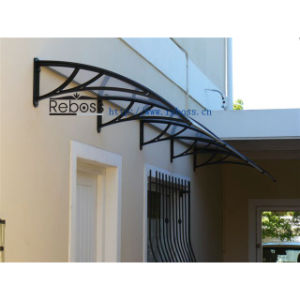Polycarbonate Awning/ Canopy / Shade/ Shelter for Windows and Doors pictures & photos