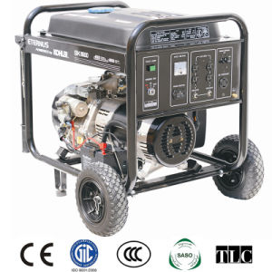 Hot Sale Europe Style Gasoline Generator (BK6500) pictures & photos