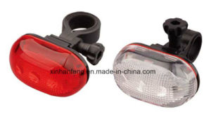 5 LED Bicycle Light Sets (HLT-153) pictures & photos