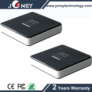 720p/960p/1080P NVR Support 1 HDD Mini NVR 8CH NVR pictures & photos