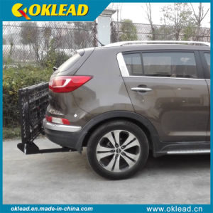 Rear Hitchcarbon Cleaning Car Bike Rack (okl232)