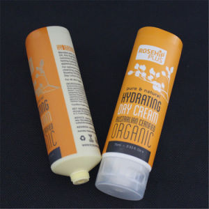 Printed Plastic Cream Tube pictures & photos