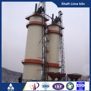Automatic Operation Active Lime Shaft Kiln pictures & photos