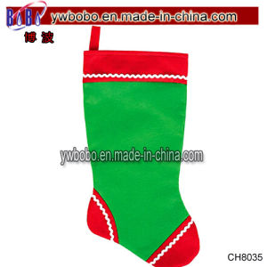 Christmas Promotion Gifts Country Christmas Stocking (CH8035) pictures & photos