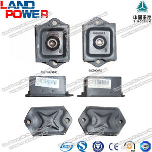 Rubber Engine Mounting/WG9770591001/Sino Truck A7 Auto Parts