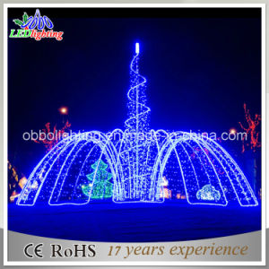 China 25m outdoor christmas fountain lights for building china 3d 25m outdoor christmas fountain lights for building aloadofball Gallery