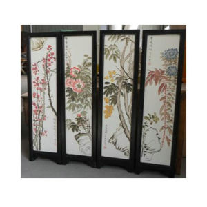 Antique Chinese Painting Screen Lwl-42 pictures & photos