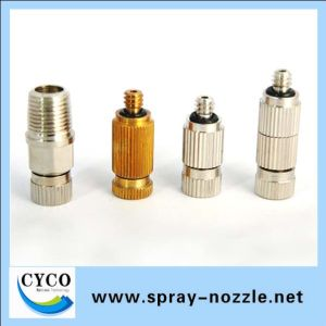 Water Mist Nozzle, Water Mist Spray Nozzle, High Pressure Mist Nozzle