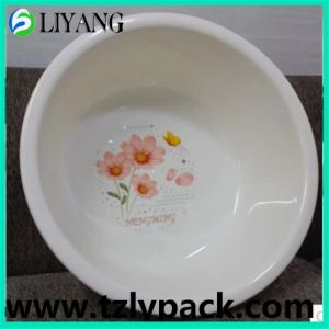 Iml for Plastic Washbasin, with Laser pictures & photos