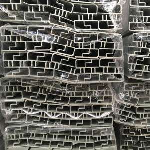 Aluminium/Aluminum Extrusion Profile for Trolley Frame pictures & photos