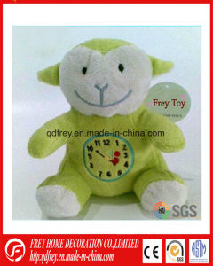 Cute Plush Soft Lamb Toy with Brilliant Eye pictures & photos