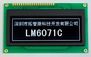 192X64 Graphic LCD Module Cog Type LCD Display (LM6071A/D) pictures & photos