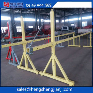 Safe Durable Wire Rope Suspended Working Platform for Construction pictures & photos
