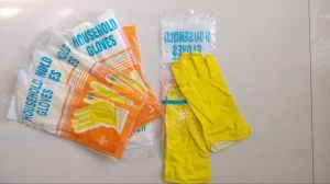 Household Latex Glove, Rubber Glove