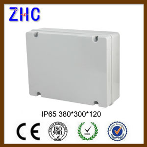 Ce Outdoors IP65 Waterproof 300*220*120 Terminal Junction Box PVC ABS Plastic Sealed Electrical Junction Boxs pictures & photos