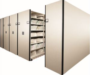 Mobile File Storage Shelving Solutions pictures & photos
