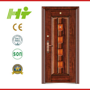 Steel Security Door Iron Door (HT-22)